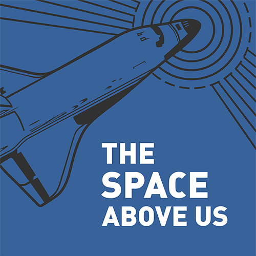 The Space Above Us logo